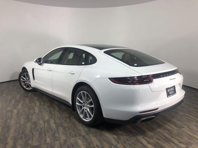 Certified Pre-Owned 2017 Porsche Panamera