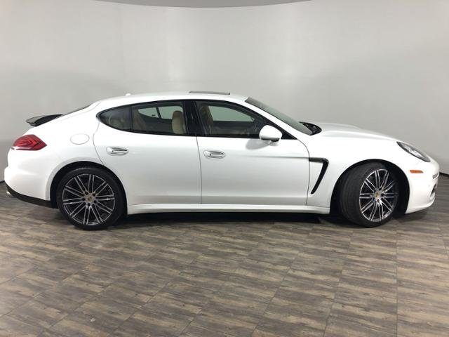 Certified Pre Owned 2016 Porsche Panamera Edition Hatchback In Los