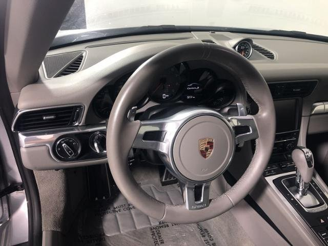 Certified Pre-Owned 2015 Porsche 911 Carrera S