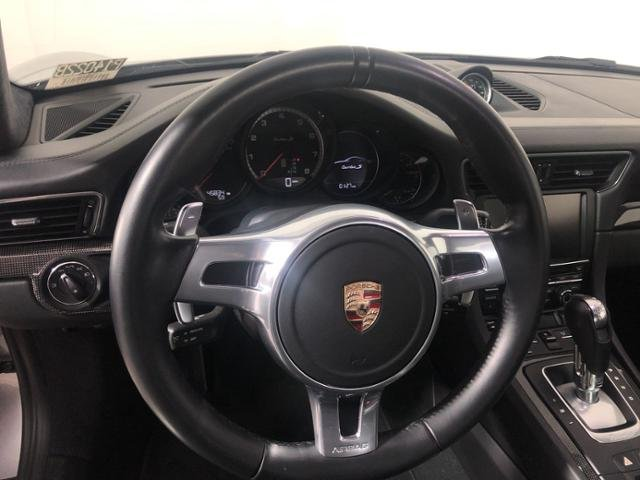 Certified Pre-Owned 2014 Porsche 911 Turbo S Coupe