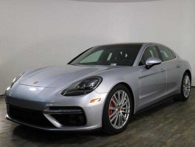 Pre-Owned 2017 Porsche Panamera Turbo