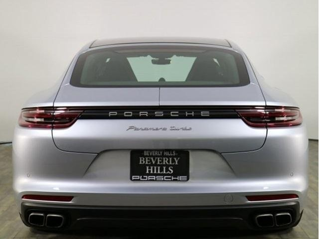 New 2017 Porsche Panamera Turbo