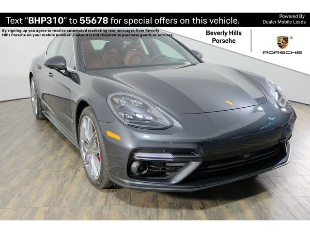 New 2019 Porsche Panamera Turbo