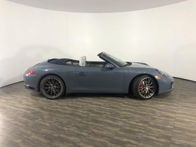 Certified Pre-Owned 2017 Porsche 911 Carrera S Cabriolet