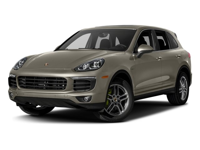 Certified Pre Owned 2017 Porsche Cayenne S E Hybrid Platinum Edition Sport Utility In Los Angeles U15841 Beverly Hills