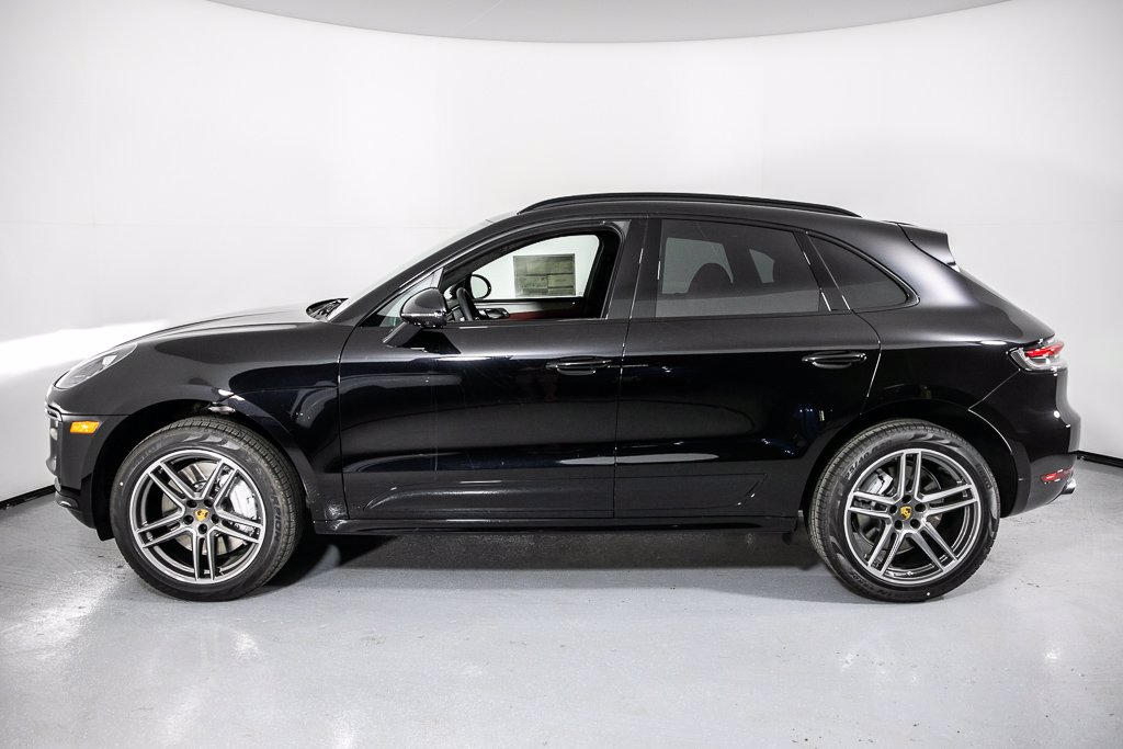 New 2020 Porsche Macan Turbo Turbo