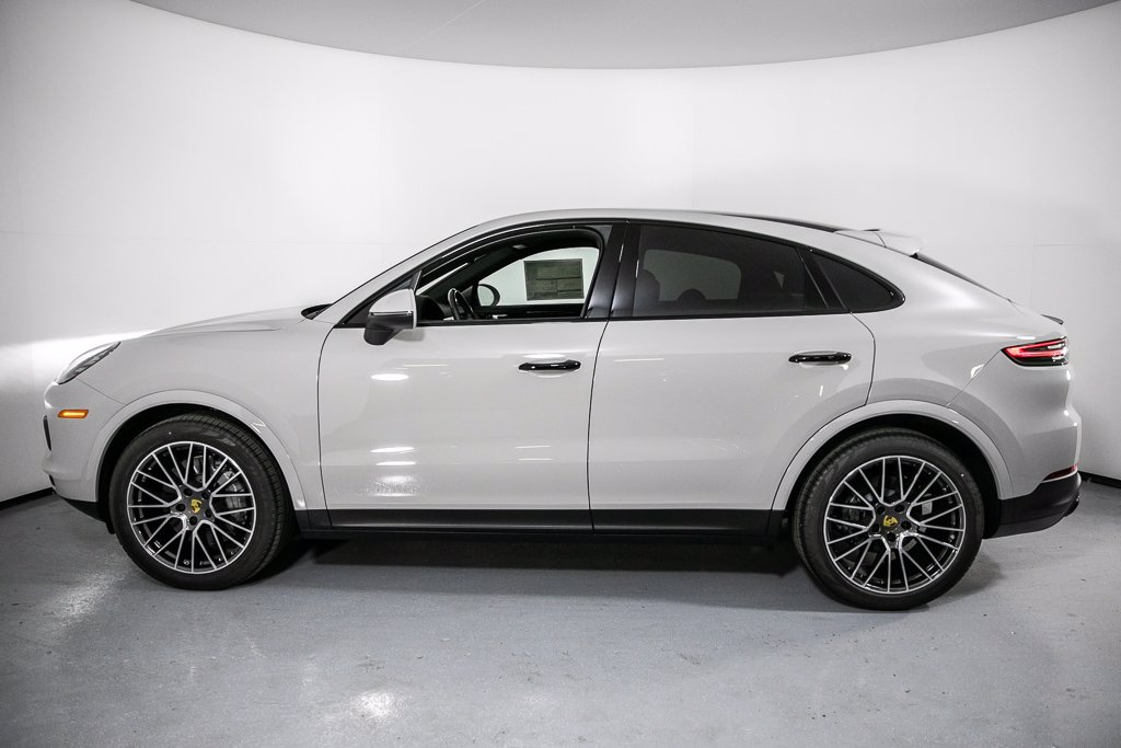 New 2020 Porsche Cayenne S Coupe S